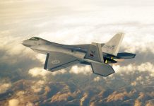 Turkish Fighter Jet TF-X